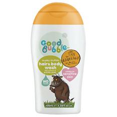 Sữa tắm gội trẻ em hương lê gai GoodBubble 100ml