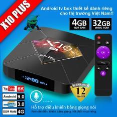 Android Tivi Box Dành cho thị trường Việt Nam Phiên Bản 2G Ram Và 16G Bộ Nhớ Trong – dành cho việc giải trí- xem phim lẻ phim bộ -truyền hình trực tiếp – down app từ google play store HB 1 năm H96MINIH8