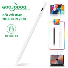 GOOJODOQ Apple Pencil Stylus Cho iPad Bút Chì Stylus Pen Cho iPad Pro 2020 12.9 / 9.7 2018 2019 6th 7th Gen Với Lòng Bàn Tay Từ Chối