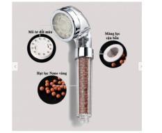 Vòi tắm hoa sen nano tăng áp lực