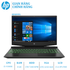 Laptop HP Pavilion Gaming 15-dk0231TX 8DS89PA i5-9300H | 8GB | 1TB | GTX 1650 4GB | 15'6 FHD IPS | WIN 10