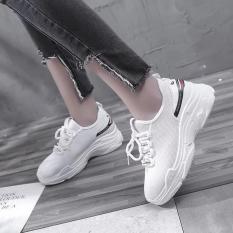 Giày thể thao nữ độn đế xinh xắn