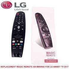 ĐIỀU KHIỂN MAGIC REMOTE TIVI LG 2017 AN-MR650A (PHIÊN BẢN RÚT GỌN AM-HR650A)