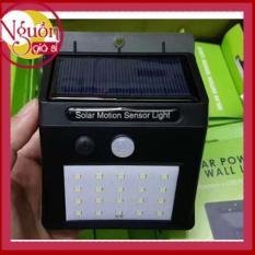 Đèn cảm biến hồng ngoại năng lượng mặt trời Solar Motion Sensor Light