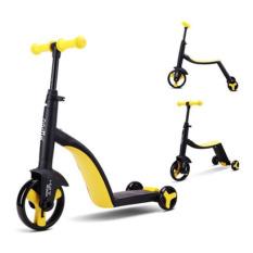 Xe Trượt Scooter Nadle 3 trong 1 – Đa năng tiện lợi rễ sử dụng với 3 chức năng vừa xe đạp