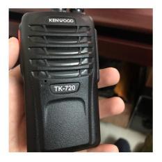 Bộ đàm cầm tay Kenwood TK-720 (Hàng nhập khẩu) – Bảo hành 24 tháng – Tặng kèm tai nghe – Màu đen