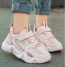 Giày thể thao lưới phong cách hè thoáng mát cho bé gái từ 4 đến 15 tuổi TA021