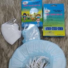 Combo 05 Hộp 50 cái khẩu trang trẻ em 5D mask kháng khuẩn Famapro Nam Anh – cho bé (1 – 4 ) tuổi