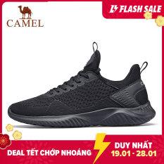 Giày thể thao chất liệu thoáng khí trọng lượng nhẹ êm chân thích hợp học sinh sinh viên CAMEL