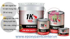 Dầu Bóng 1K Yes Paint – Thay Thế Dầu Bóng 2K ( Sơn bóng 1K YES PAINT ) (400g, 800g hoặc 2700g)