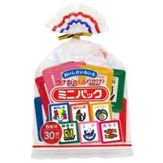 [8/2021] Gia vị rắc cơm Marumiya Nhật Bản túi 30 gói