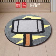 Thảm sàn tròn MARVEL 60r Miniso Floor Mat, Thor
