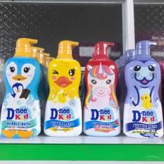 Sữa Tắm Gội Trẻ Em DNEE KID 400ML Thái Lan