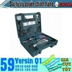 Bộ máy khoan 100 chi tiết Bosch GSB 10RE SET