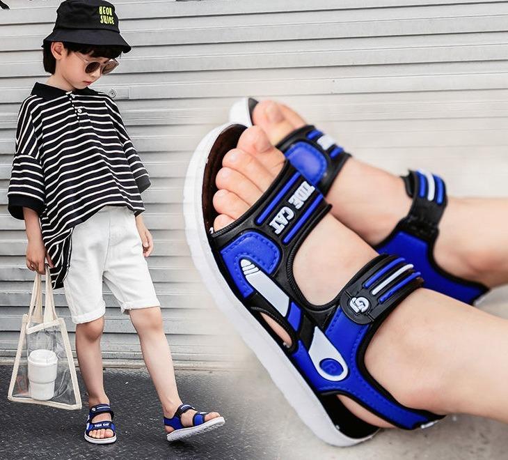 Giày sandal bé trai phong cách hàn quốc BC44