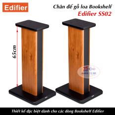 Cặp Chân loa gỗ chính hãng Edifier cao cấp cao 65cm – Đế loa Edifier SS02, S1000/S2000MKII/S3000