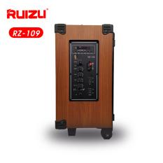 Loa Kéo Di Động Ruizu RZ-109 Kèm 2 Mic karaoke