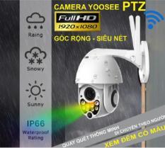 Camera YooSee Ngoài trời-Trong Nhà X2000,xoay 360 độ, 2.0Mpx 1920 x 1080p XEM ĐÊM CÓ MÀU,đàm thoại 2 chiều, ghi âm, xem lại video đã lưu trên điện thoại