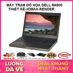 MÁY TRẠM ĐỒ HỌA- Dell Precision M4800 ( i7-4800MQ , ram 8G, hdd 500Gb, VGA Quadro K1100, màn 15.6″ full HD