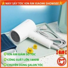 [CHÍNH HÃNG] Máy sấy tóc Xiaomi Showsee, ion âm chống khô tóc, công suất lớn 1800w, chuẩn salon