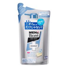 Sữa Tắm Khử Mùi Men's Bioré – Xà Phòng Thơm Mát (Túi) 380ml