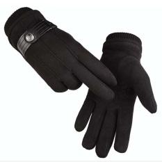 Bao tay nam chống nắng,chống tia UV – thiết kế phủ hạt nhựa chống trơn cảm ứng điện thoại NK1029