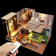 Bộ mô hình lắp ghép DIY – Biệt Thự M030