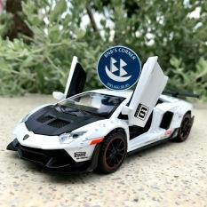 Xe mô hình Lamborghini Aventador phong cách Liberty Walk 1:32 – Full box