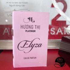 MẪU THỬ NƯỚC HOA NỮ ELYZA 2ml – HƯƠNG THỊ PLATINUM