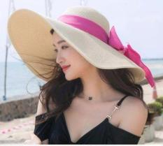 Nón rộng vành mũ rộng vành chống nắng SPF thời trang Hàn Quốc