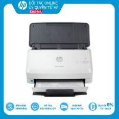 Máy quét HP ScanJet Pro 3000 s3 Sheet-feed (L2753A, là sự lựa chọn tuyệt vời cho văn phòng làm việc với các tính năng ưu việt