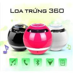 Loa Bluetooth mini kiểu dáng tròn