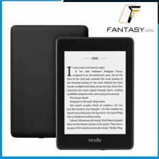 Máy đọc sách Kindle PaperWhite 2018 gen 4 (10th) – Màn hình 6 inch – Bộ nhớ 8GB – Tích hợp đèn chống mỏi mắt – Chống nước