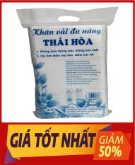 Khăn vải khô đa năng Thái Hòa 300 tờ