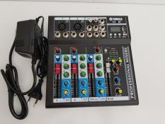 mixer yamaha F4 có bluetooth