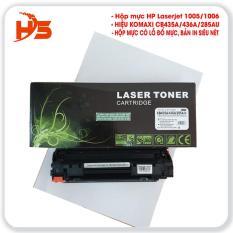 Hộp mực máy in HP LaserJet P1005/P1006 (KOMAXI: CB435A/436A/285A)