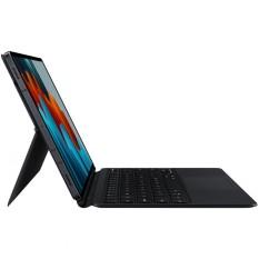 Bao da tích hợp bàn phím Samsung Galaxy Tab S7+ Book Cover Keyboard – Hàng Chính Hãng