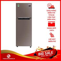 Tủ lạnh Samsung RT22M4040DX/SV Inverter 236 lít