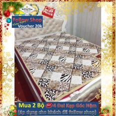 Tấm Trải Giường Lông Cừu Đa Năng 1m6x2m ( Dùng Thay Nệm, Chiếu,Thảm trải sàn, Thảm ngủ trưa)