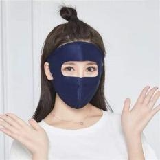 Khẩu trang chống nắng Ninja dành cho nữ