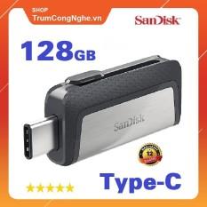 USB Otg Sandisk Ultra Dual type-c 3.1 128gb 150mb/s (bạc) cam kết hàng đúng mô tả chất lượng đảm bảo an toàn đến sức khỏe người sử dụng đa dạng mẫu mã màu sắc kích cỡ