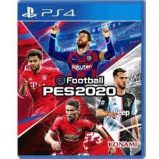 Đĩa Game Pes 2020 Hệ Asia Cho Máy Playstation 4- Hàng Nhập Khẩu