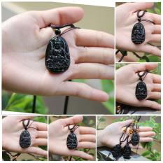 Dây chuyền mặt phật Hư Không Tạng Bồ Tát size nhỏ – Phật bản mệnh tuổi Sửu, Dần – cầu bình an tài lộc – dây chuyền hình phật – vòng cổ hình phật – cầu sức khỏe – an lành