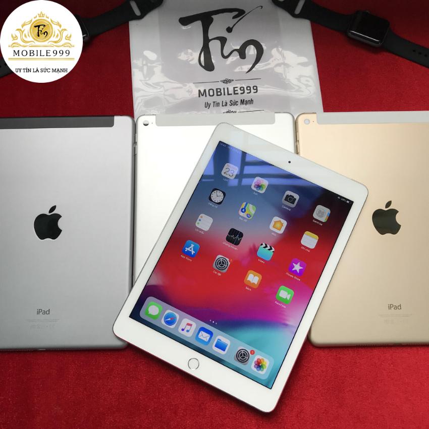 iPad Air 2 (Wifi + 4G) 16G /32G /64GB Chính Hãng – Zin Đẹp – Màn Retina sắc nét – Tặng phụ kiện + Bao da – 1 đổi 1 30 ngày – BH 6 tháng – MOBILE999