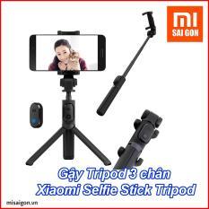 Gậy Tripod 3 chân Xiaomi Selfie Stick Tripod – Đen