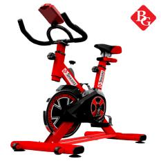 BG Xe đạp tập thể dục thể thao mẫu mới S303 mới hót Màu Đỏ