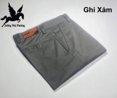 [Nhã Phương] Quần Kaki Nam Trung Niên Chất Vải Bền Không Ra Màu Không Xù Lông Size 50-90kg