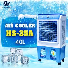 [giảm 7% tối đa 800] Quạt hơi nước VIET STAR HS-35A – điều hòa không khí – Công suất 130W – Dung tích 40L -Làm lạnh 4 chiều, tiện dụng – Tặng 2 đá khô- Hàng chính hãng bảo hành lên đến 12 tháng.