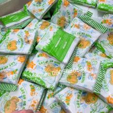 Lót phân su Hiền Trang cao cấp thấm hút tốt cho bé sơ sinh gói 30 miếng