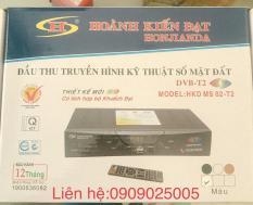 Đầu Thu DVB T2 HKD MS 02-T2(Truyền Hình Số Mặt Đất DVB-T2 miễn Phí)